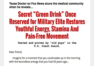 Patriot Health Power Greens