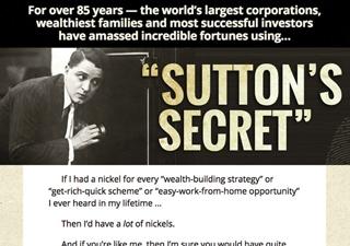 Weiss Sutton's Secret